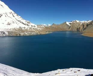 Annapurna Round Trek Via Tilicho Lake