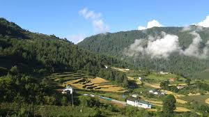 Everest Hidden Valley with Necha village