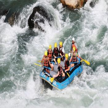 Rafting/Kayaking in Trishuli