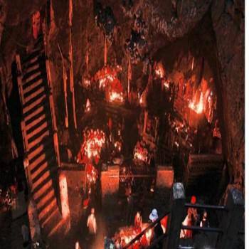 Cave of the God- Halesi Mahadev