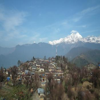Ghalegaun Village Hike