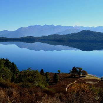 Motorcycle trip to Rara lake